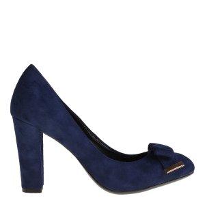 reducere Pantofi dama Zenaida albastri, cel mai mic pret