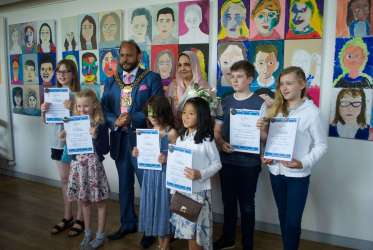 Young Masters Visual Art School – Summer Exhibition