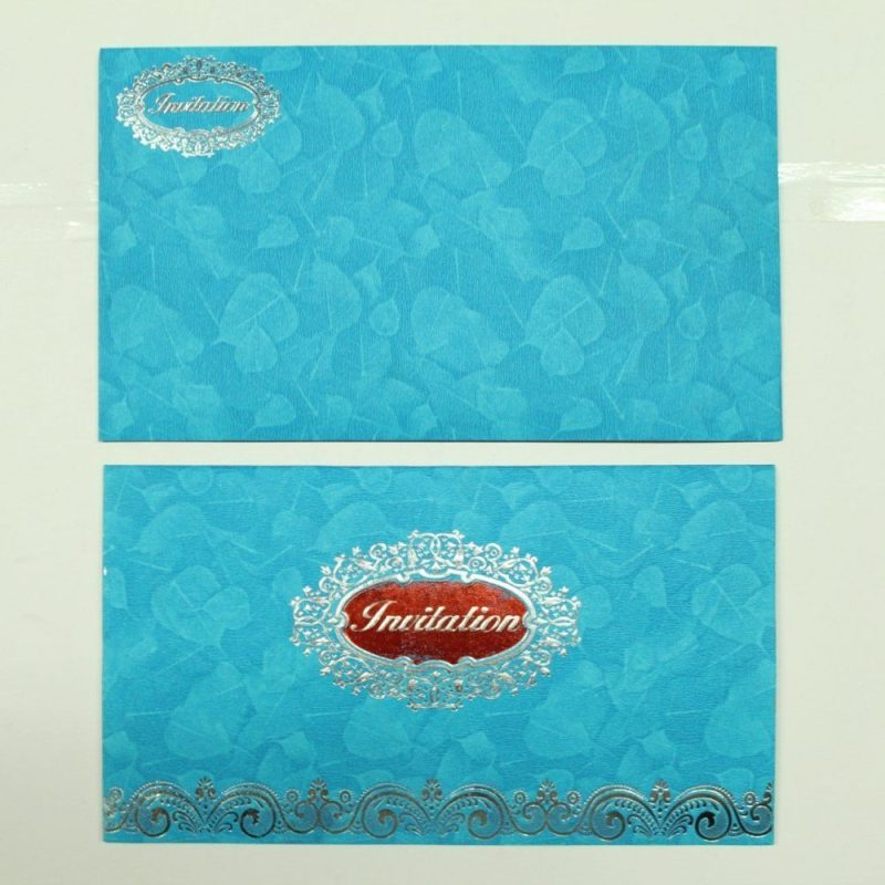 KL010013 WEDDING INVITATION CARD 1