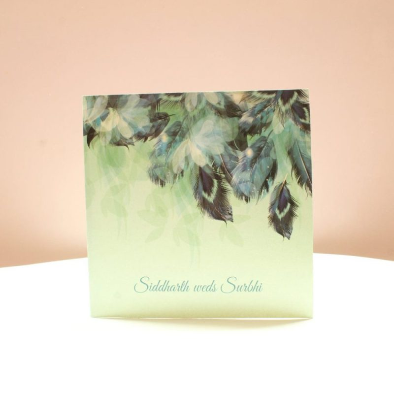 KL2042S1L WEDDING INVITATION CARD 1