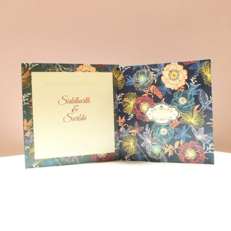 KL2061S1L WEDDING INVITATION CARD 3
