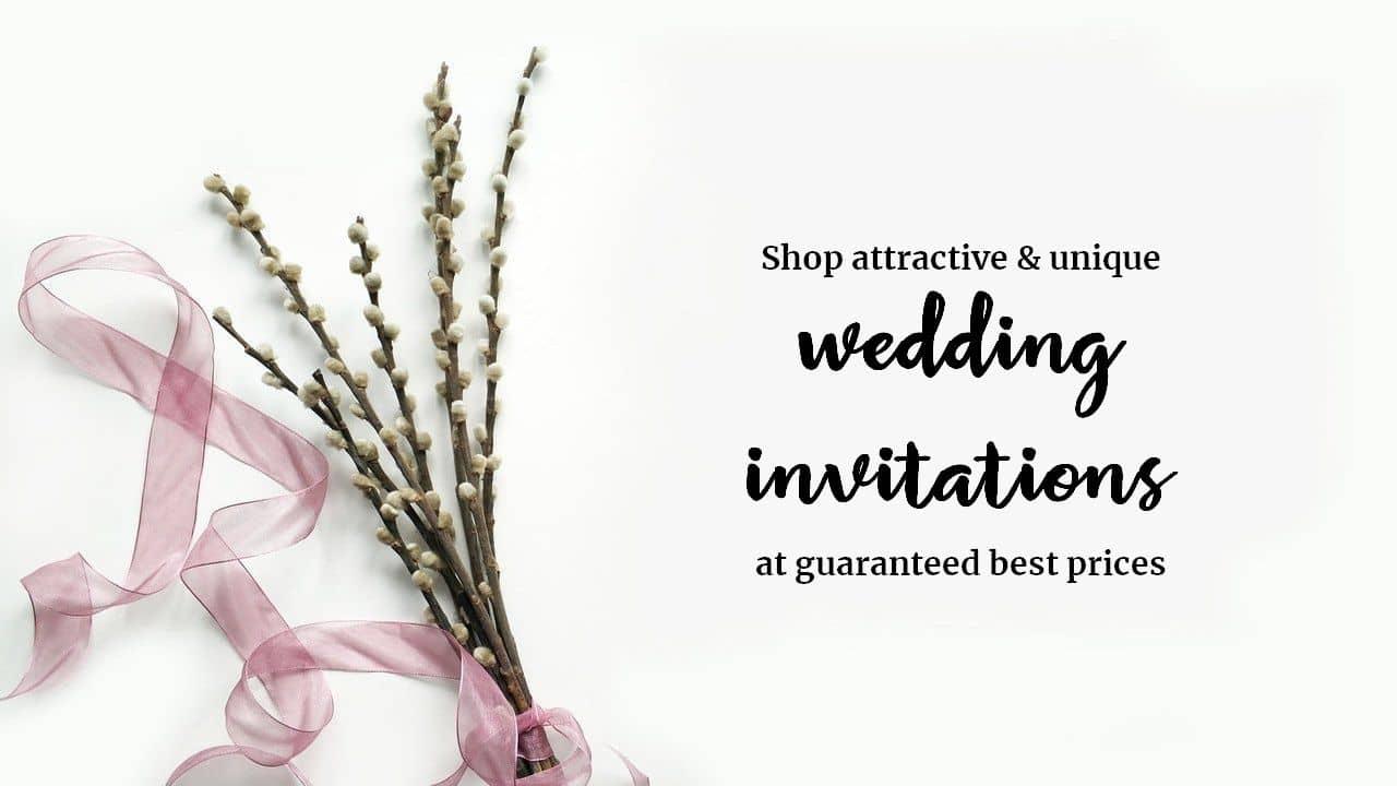 Wedding Invitation Banner