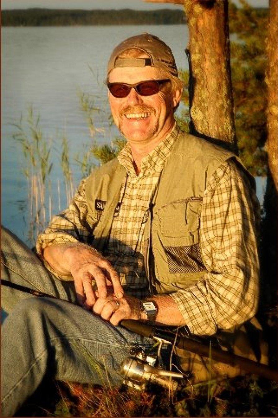Heikki Mujunen, kalastusopas
