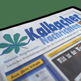 Kalbacher Nachrichten