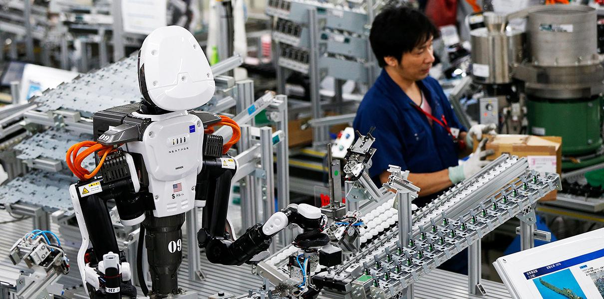 Роботите са последната надежда за японската икономика - kaldata.com