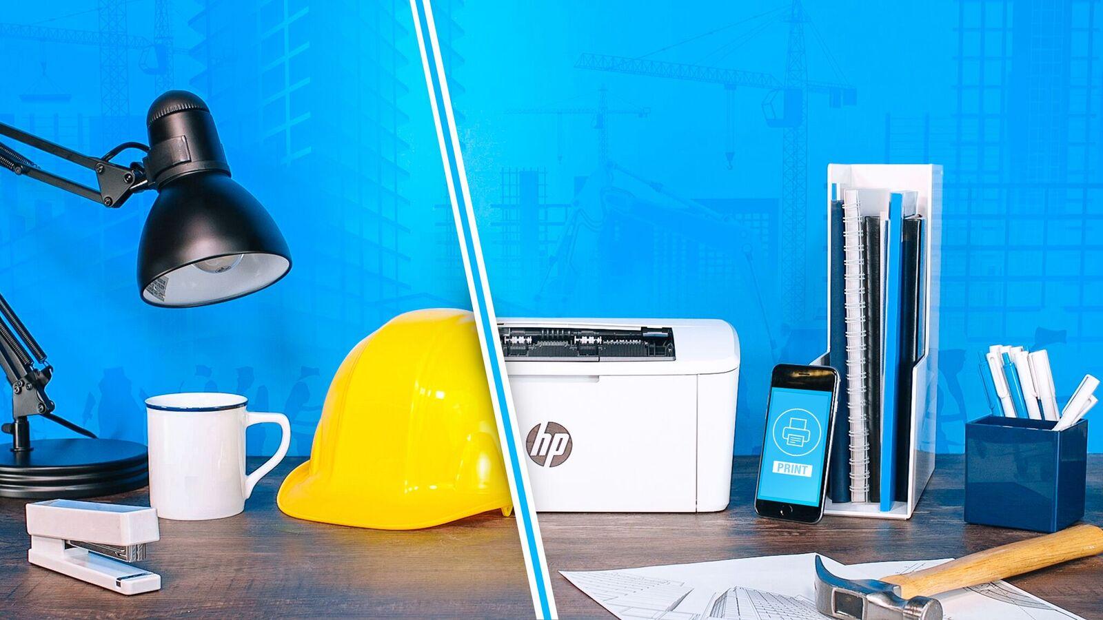 HP представи новите серии HP LaserJet Pro M15 и M28