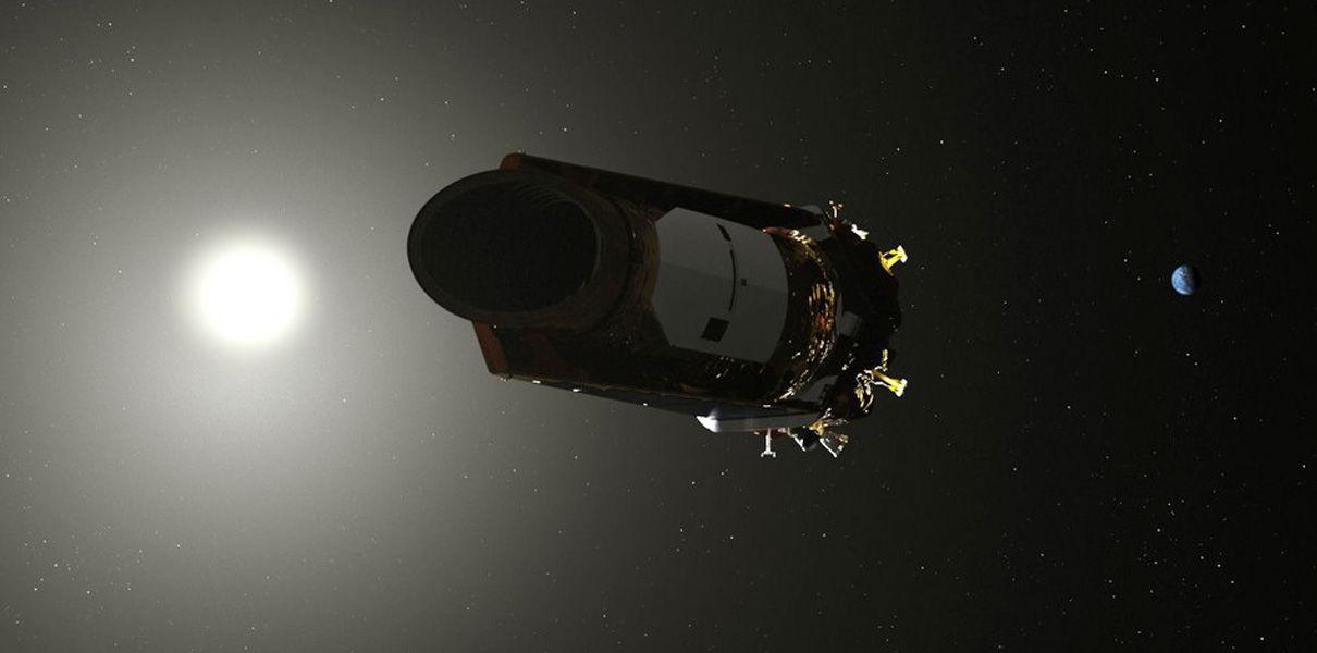 Орбиталният телескоп Кеплер, който от почти 10 години изучава Млечния