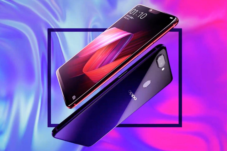В Китай се състоя официалният анонс на смартфона Oppo R15.