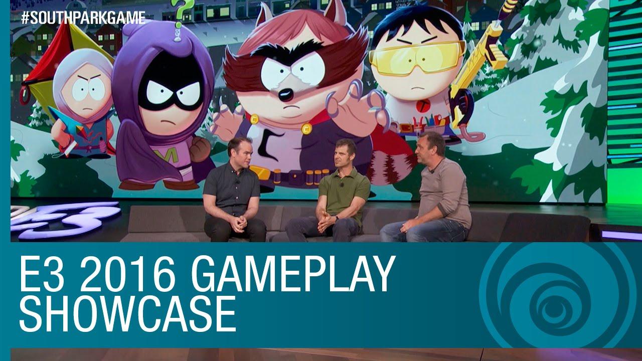 В края на тази седмица, Ubisoft обяви, че South Park: