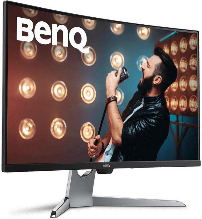 Компанията BenQ публикува снимките и техническите характеристики на новия 31,5-инчов