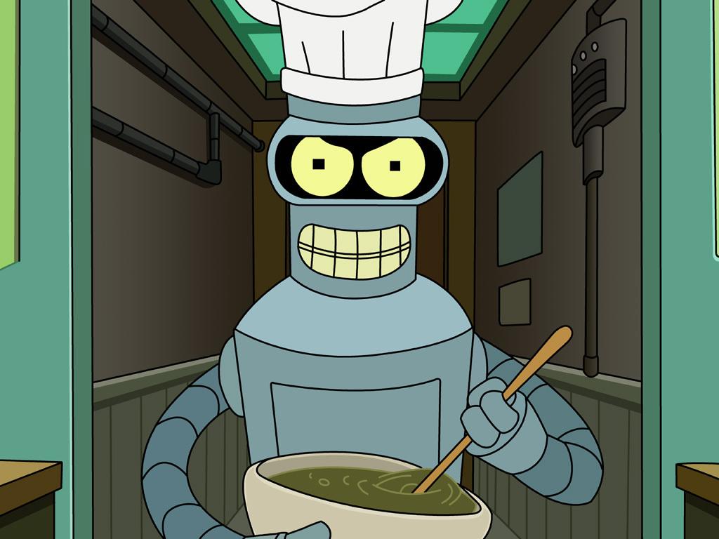 Sony иска да създава робо-готвачи