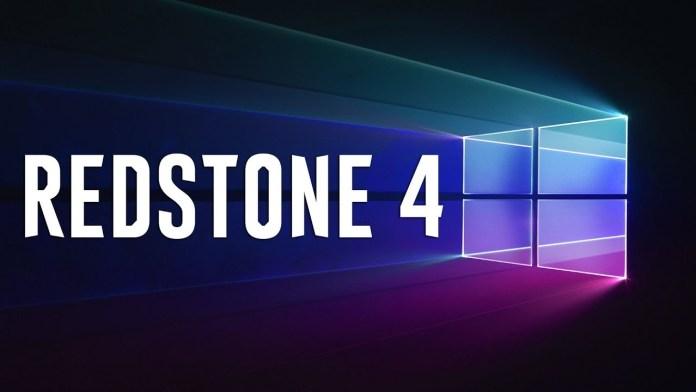Microsoft    Redstone 4  ,   BSOD