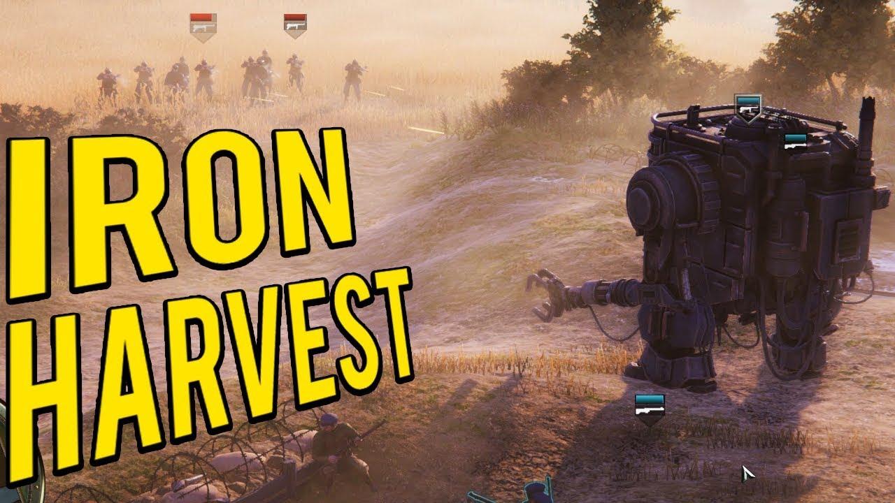 Iron Harvest, изометричното приключение на KING ART Games, за което