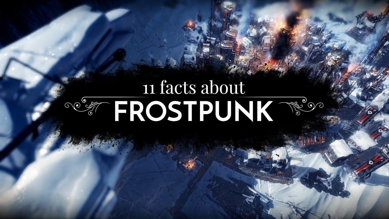 С предстоящата поява на премиерата на Frostpunk, тази седмица получаваме