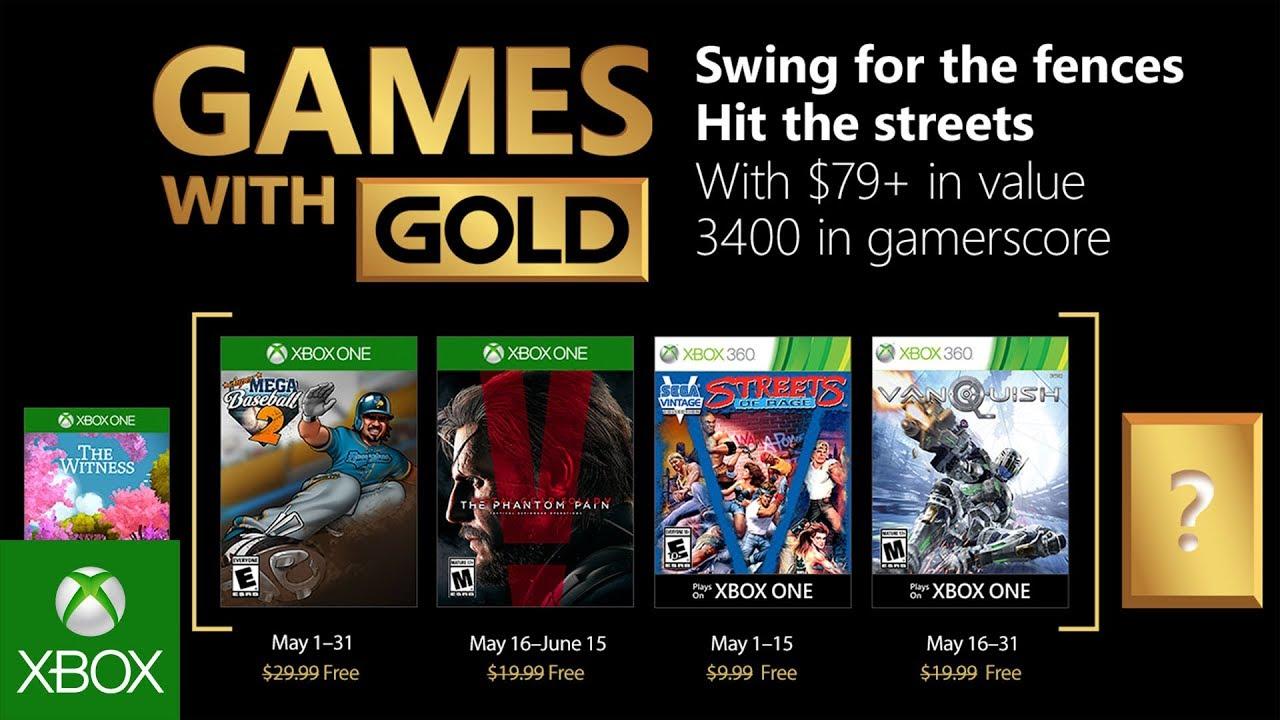 Microsoft разкри новите попълнения в своята Xbox Games with Gold