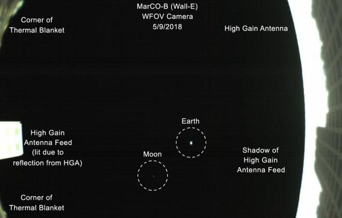 Mars Cube One     1