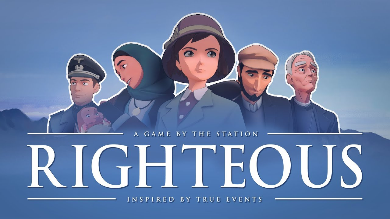 Righteous ще е поредното заглавие с висока художествена стойност, което