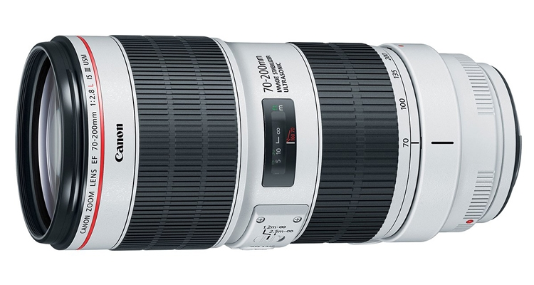 Компанията Canon анонсира пускането на флагманския телезум обектив EF 70-200mm
