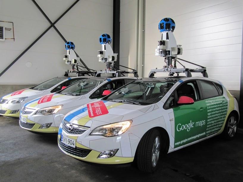 Това лято, колите на Google Street View ще пътуват отново