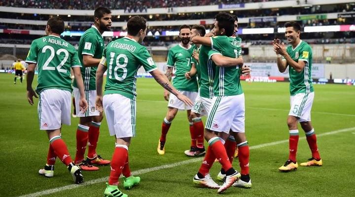 Мексиканските фенове бяха доста развълнувани в неделя, когато националният им