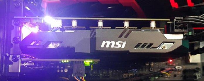 MSI    M.2 Xpander-Aero