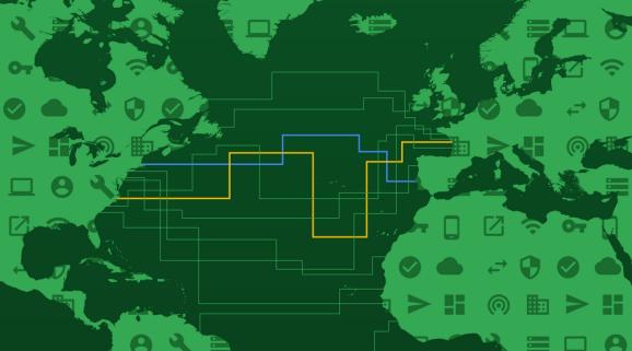Google обяви най-новото от поредицата си проекти за подводно окабеляване,