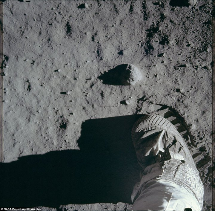 Кип Тейг (Kipp Teague), който се счита за космически ентусиаст,