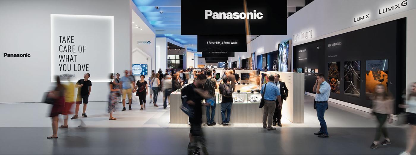На тазгодишното изложение IFA 2018 Panasonic ще представи най-новите си