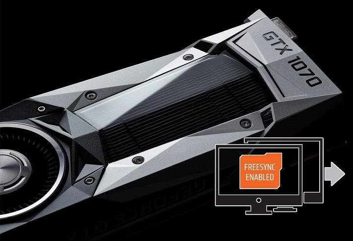 Технологията за синхронизиране на изображението AMD FreeSync не се поддържа