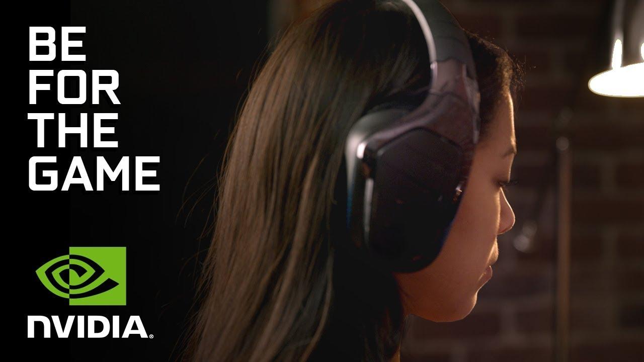Nvidia потвърди името GeForce RTX 2080 в своето промо-видео на Gamescom 2018