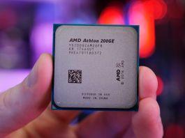 APU Athlon 200GE