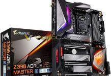 Z390 Aorus Master