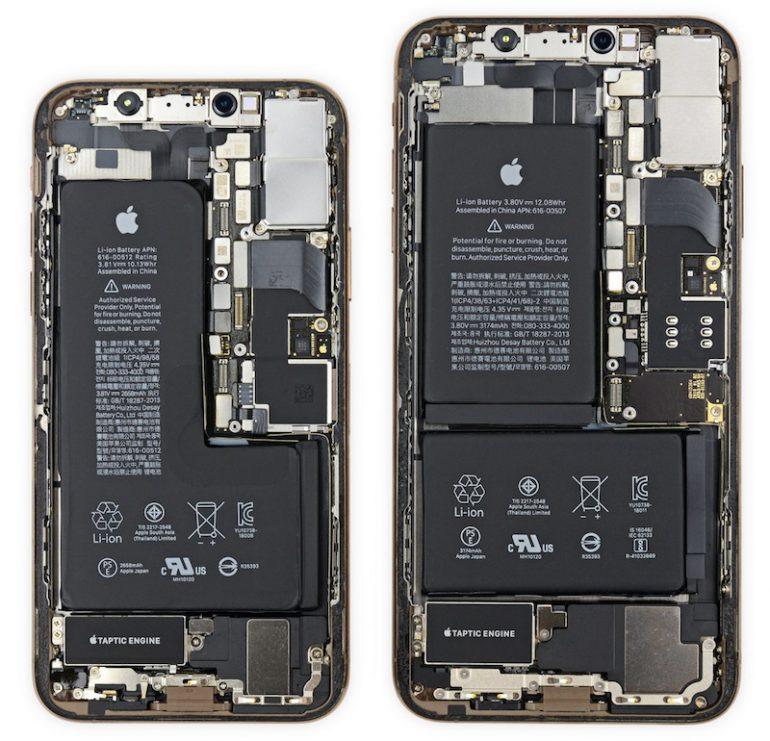 Експертите на iFixit традициаонно разглобиха новите смартфони на Apple и