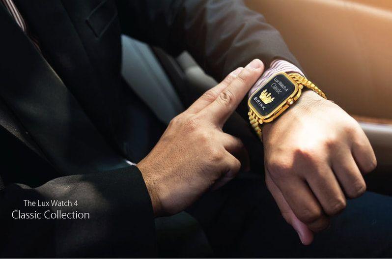 Компанията Brikk представи новата колекция Apple Watch Series 4. Часовниците