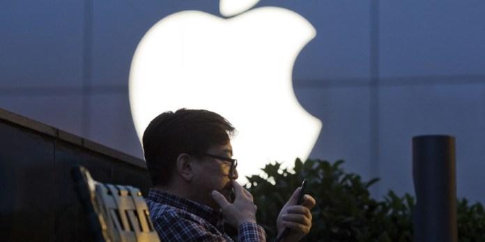 Dialog Semiconductor, Apple