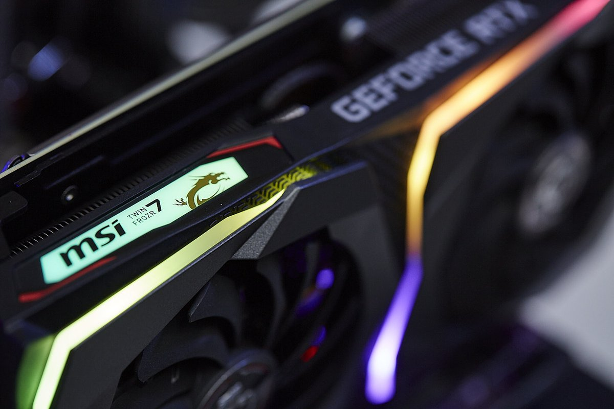 Тази седмица трябва да започнат продажбите на видеокартата GeForce RTX