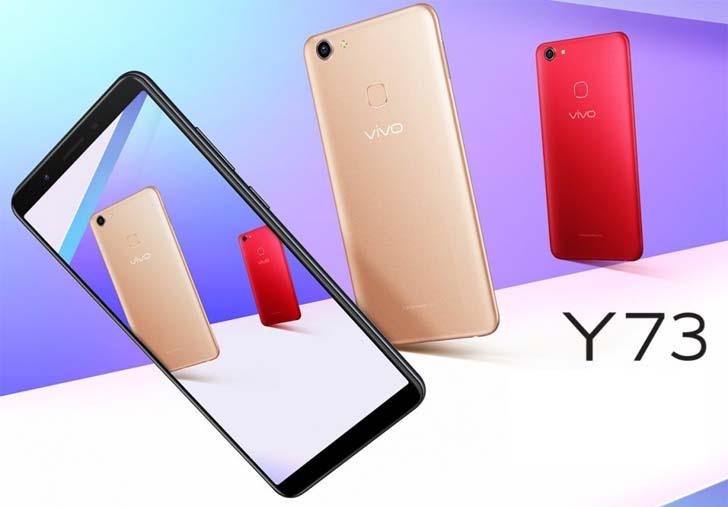 Компанията Vivo представи своя пореден смартфон с име Vivo Y73,