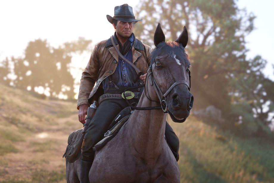 Три седмици преди премиерата на Red Dead Redemption 2, Sony
