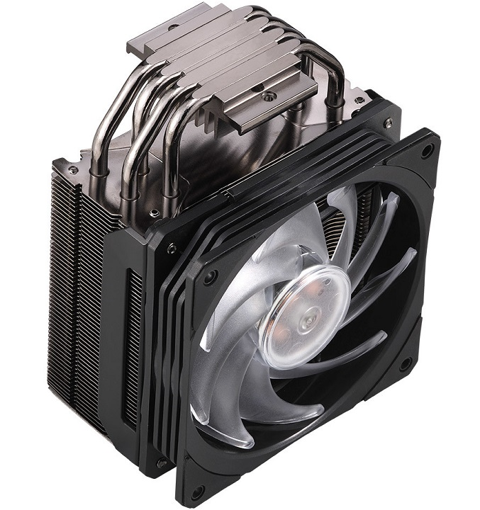 Cooler Master    Hyper 212 Black Edition  RGB Black Edition