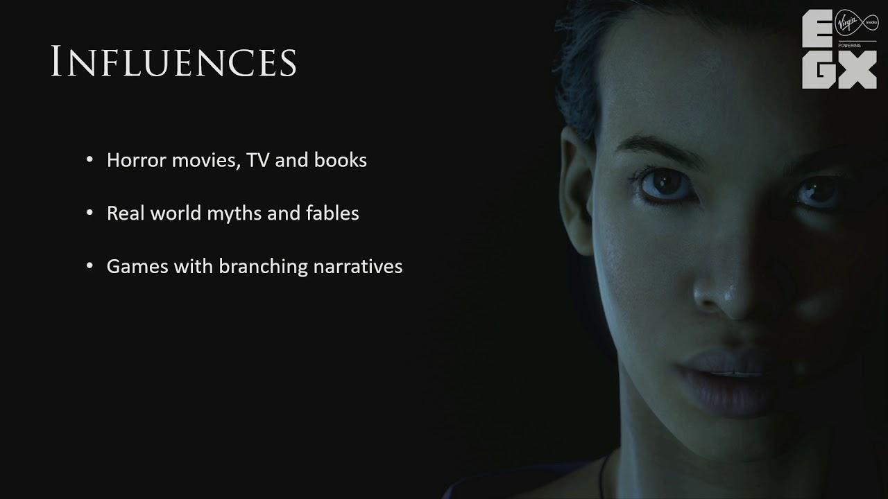 Създателите на антологията препоръчват игра в тъмна стая.В края на