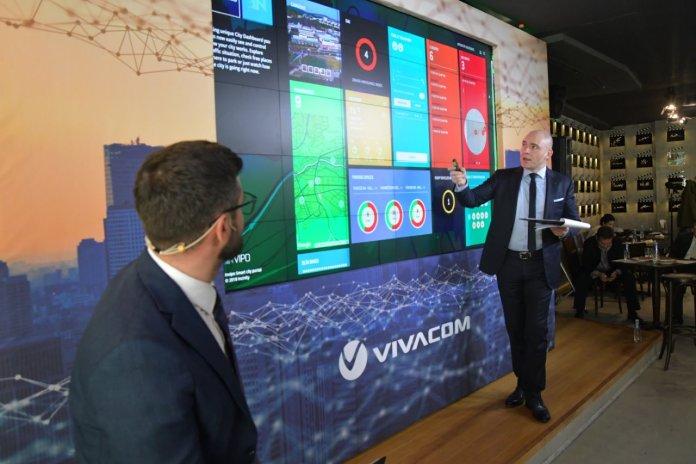 Vivacom  VIVA SMART –    IoT