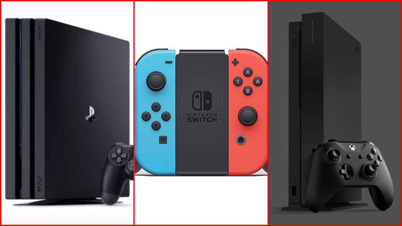 Всичките шест конзоли на Sony са уникални системи, дали ни