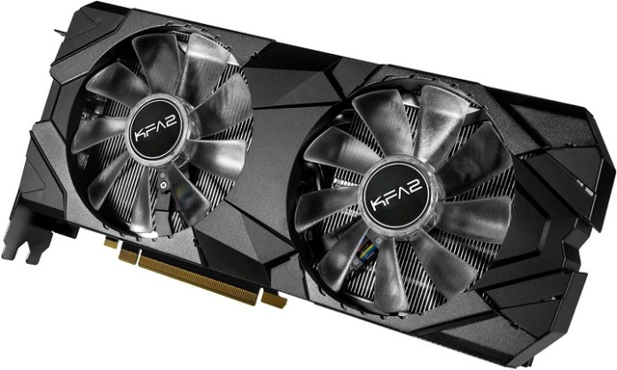 KFA2     GeForce RTX 2070 EX  RTX 2070 EXOC