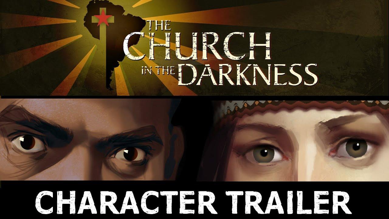 Paranoid Productions представиха нов трейлър към The Church in the