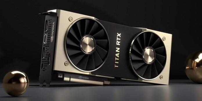 Nvidia Titan RTX   99