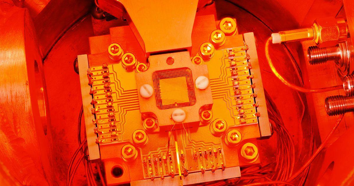 Първият квантов компютър в Европа намери своя дом. Машината, създадена