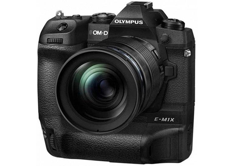 Компанията Olympus анонсира новия цифров фотоапарат Olympus OM-D E-M1X, съответстващ