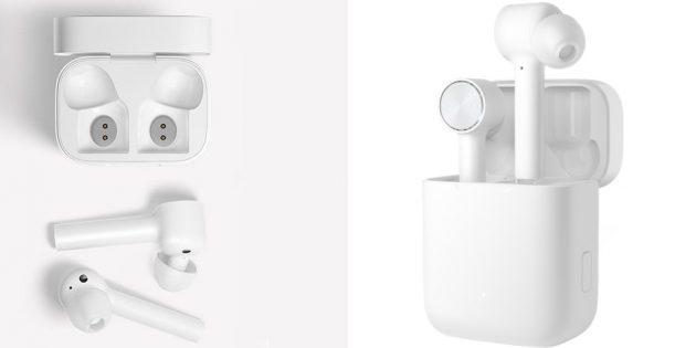 Снимка: Xiaomi представи копие на слушалките AirPods, но с погасяване на шума