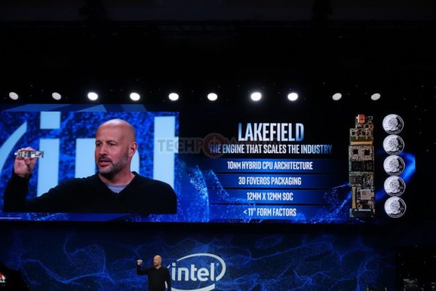 Intel     SoC Lakefield