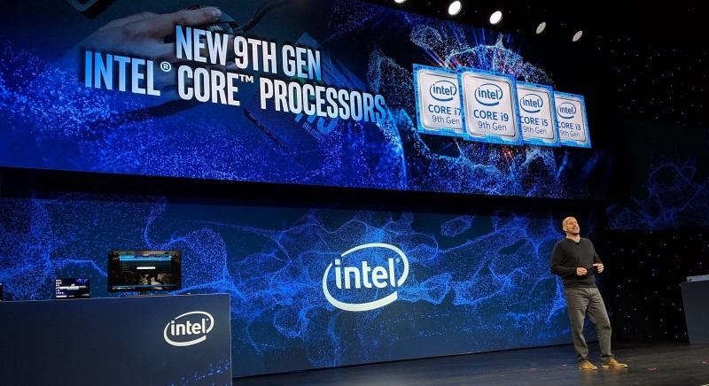 Intel проведе собствена презентация в рамките на изложението CES 2019,